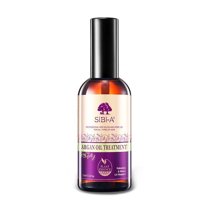 SIBI-A Pure moroccan argan oil hair oil for dry hair 100ml