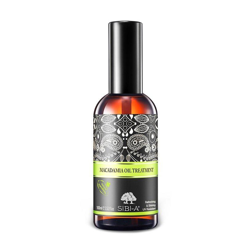 SIBI-A OEM macadamia oil best hair oil treatment 100ml