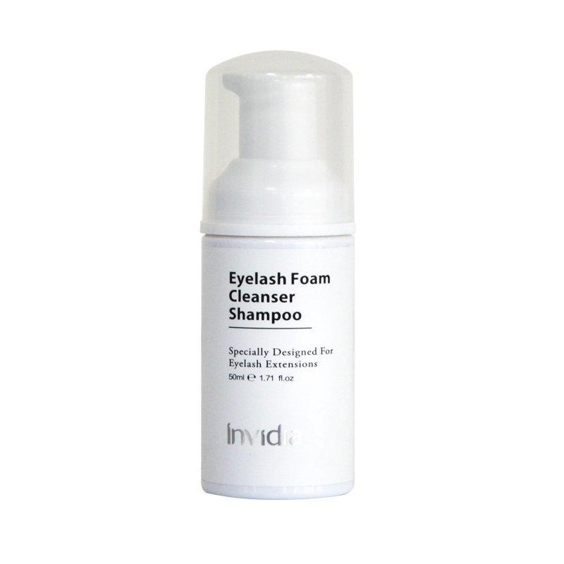 Wholesale Eyelash Shampoo Private Label Lash Foam Cleanser